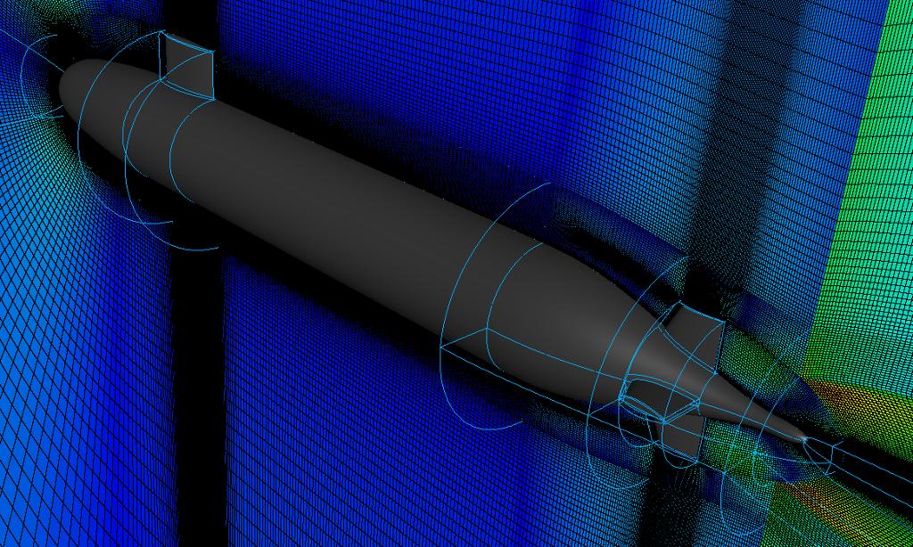 submarine mesh